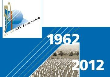 Zeit Zum Rückblick - KTV Freienbach