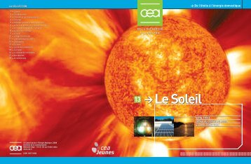 wLe Soleil 13 wLe Soleil - CEA