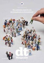 DT Magazin | Ausgabe 2 Spielzeit 2012/2013 - Deutsches Theater