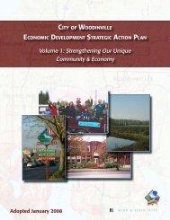 Volume 1: Strengthening Our Unique Community & Economy