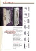 View the Product Specification Sheet (PDF) - Jacksons Security - Page 2