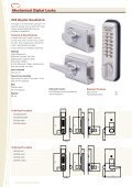 View the Product Specification Sheet (PDF) - Jacksons Security - Page 4