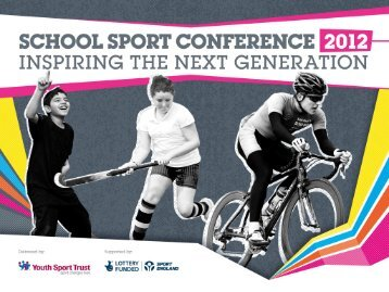 W12- Creating opportunities for young disabled ... - Youth Sport Trust