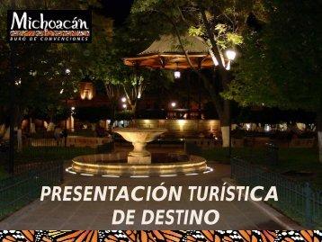 Click Aquí para Descargar - Buró de Convenciones Michoacán