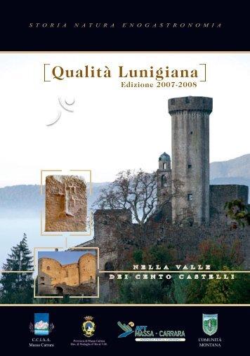 Lunigiana Qualità - Aicod