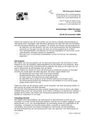 Beleidsdagen 2008 Merchtem verslag 28-29-30 ... - KSJ - KSA - Vksj