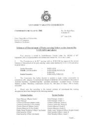 Commission Circular No 922.pdf - University of Colombo