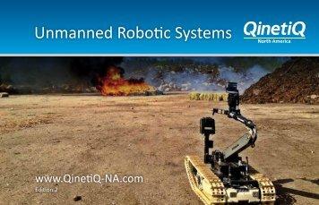 Unmanned Systems Catalog - QinetiQ North America