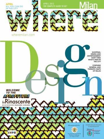 Design - Where Milan