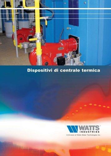 Brochure - Dispositivi di Centrale Termica - idronicaline