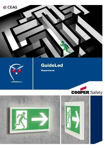 GuideLed SL CG-S - Elektrobau Starnes GmbH