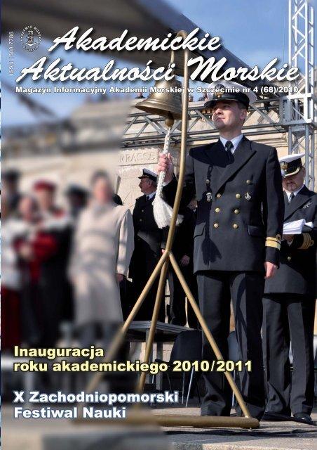 AAM 4_2010.cdr - Akademia Morska w Szczecinie