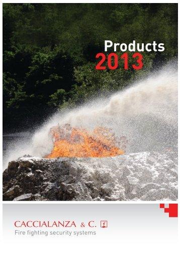 Catalogo generale 2013 (pdf) - Caccialanza & C.
