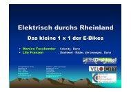 1x1 der E-Bikes Franzen L - Fassbender M Kameha 1 2.12.09