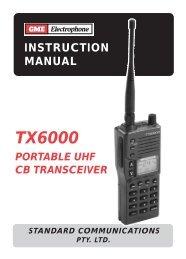 TX6000 - GME