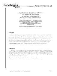 A Importância dos Geoparques no Ensino e Divulgação das ...