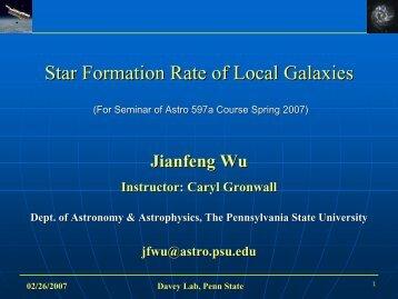 Jianfeng's slides - Penn State University