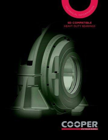 US SD HD Bearings mini Catalog - Cooper Bearings