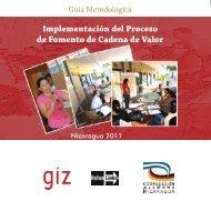 """Guía Metodológica """"Implementación Talleres ... - MASRENACE"""