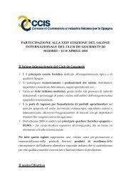 partecipazione alla xxiv edizione del salone internazionale del club ...