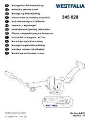 Kia Cee`d (ED) Hyundai i30 Montage- und ... - Bertelshofer