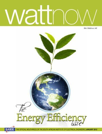 download a PDF of the full January 2012 issue - Watt Now Magazine