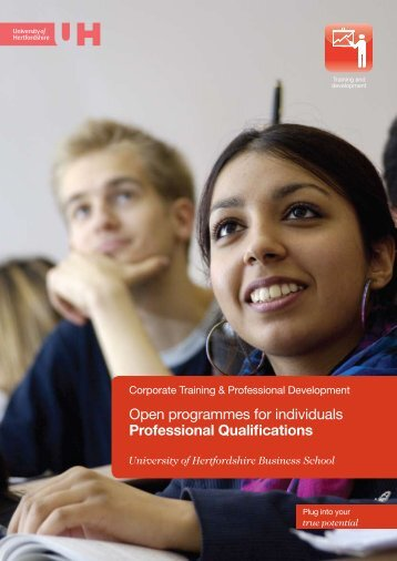 View the Corporate courses brochure (PDF - 0.73 Mb) - University of ...
