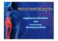 Herzklappenfehler & angeborene Herzfehler [Compatibility Mode]