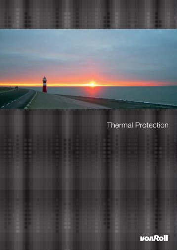 Thermal Protection - Von Roll