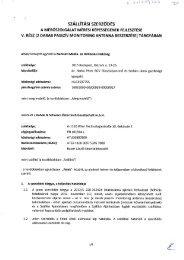Rohde & Schwarz - Mérőszolgálat mérési ... - Nemzeti Média