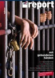 mit gebundenen händen - AVC Deutschland: Aktion für verfolgte ...