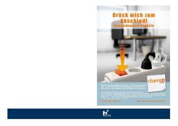 Flyer change - Hochschule Magdeburg-Stendal