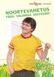 Noortevahetus 2011.pdf - Euroopa Noored