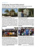 John Abbott's Life as a College Riding Coach - Sidelines Magazine - Page 3