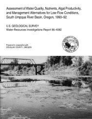 PDF, 0.8 MB - USGS Oregon Water Science Center
