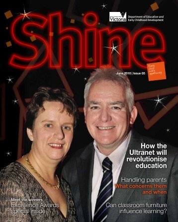 Shine Magazine, Vol. 2, Issue 5, June 2010 - Melbourne Graduate ...