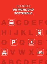 GLOSARIO DE MOVILIDAD SOSTENIBLE - CCOO