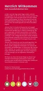 Merano Vitae - Tourismusverein Algund - Page 2