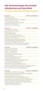 Merano Vitae - Tourismusverein Algund - Page 6