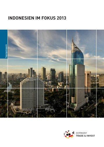 indonesien im fokus 2013 - Deutsch-Indonesische Industrie- und ...