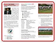 Director: Sam Okpodu STAFF INCLUDES: Soccer Vision Global CAMP
