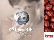 CMS Plan for H1N1 - Charlotte-Mecklenburg Schools