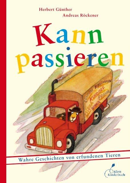 Kann passieren - Klett Kinderbuch