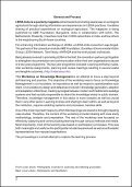 Workshop on Knowledge Management in Civil Society ... - Leisa India - Page 2
