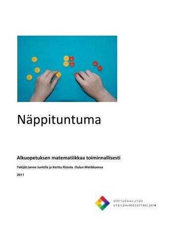 Näppituntuma 1 - Edu.fi