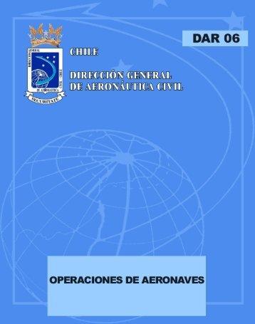 DAR 06, Volumen IV - Dirección General de Aeronáutica Civil
