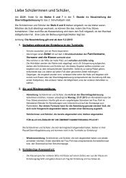 Download Infobrief 2012/2013 - Gymnasium Lindlar