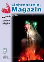 September - HGW Lichtenstein