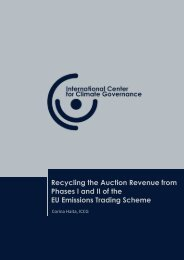 Auction Revenue_March_2013 - International Center for Climate ...