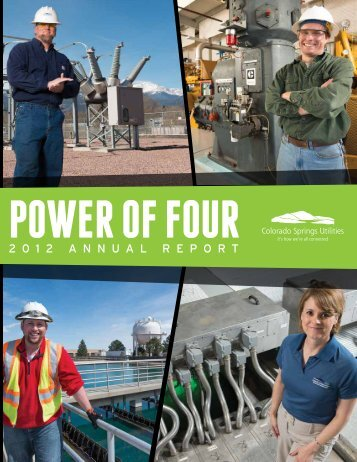 2012 Annual Report - Colorado Springs Utilities